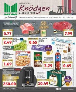 Angebote von Supermärkte im Marktkauf Prospekt ( 2 Tage übrig)