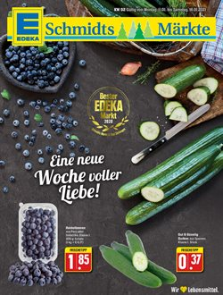 Schmidt's Märkte Katalog ( Abgelaufen )
