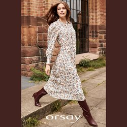 Angebote von Kleidung, Schuhe und Accessoires im Orsay Prospekt ( 4 Tage übrig)