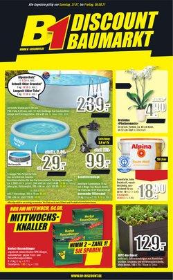 B1 Discount Baumarkt Katalog ( Gestern veröffentlicht)
