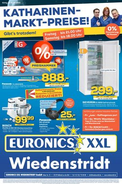 Angebote von Elektromärkte im Euronics Prospekt ( Neu)