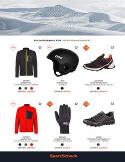 Sportscheck Katalog ( Gestern veröffentlicht )