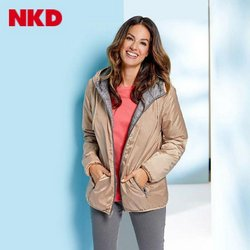 Angebote von NKD im NKD Prospekt ( 28 Tage übrig)