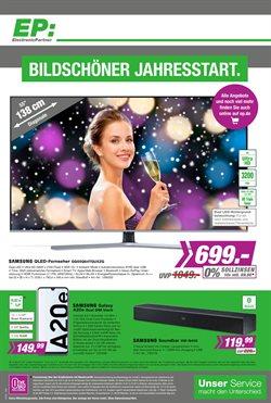 Angebote von Elektromärkte im Electronic Partner EP Prospekt ( 10 Tage übrig )