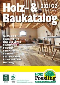 Angebote von Holz Possling im Holz Possling Prospekt ( Mehr als 30 Tage)