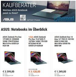 Angebote von Elektromärkte im Cyberport Prospekt ( 13 Tage übrig )