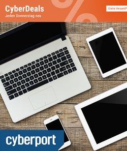 Angebote von Cyberport im Cyberport Prospekt ( 3 Tage übrig)