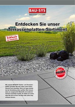 Bauking Katalog ( 7 Tage übrig )