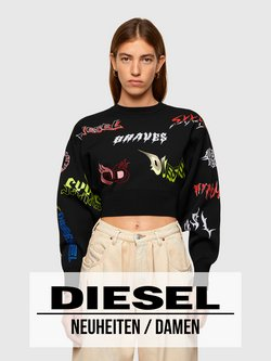 Angebote von Diesel im Diesel Prospekt ( 14 Tage übrig)