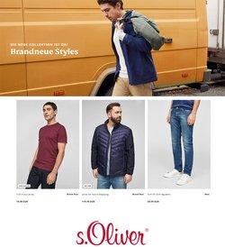 s. Oliver Katalog ( Gestern veröffentlicht )