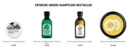 Angebote von Drogerien und Parfümerien im The Body Shop Prospekt in Dinslaken