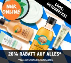 Angebote von Drogerien und Parfümerien im The Body Shop Prospekt in Hamburg