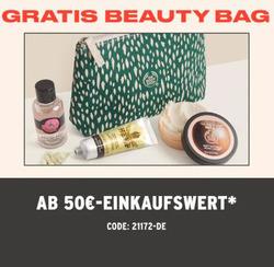 The Body Shop Coupon in Schwerin ( Vor 2 Tagen )