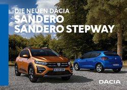 Dacia Katalog ( Mehr als 30 Tage )