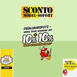SCONTO Katalog ( Gestern veröffentlicht )