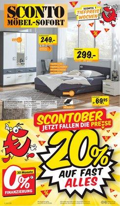 SCONTO Katalog ( 6 Tage übrig)