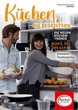 Angebote von Möbelhäuser im Küchentreff Prospekt ( Mehr als 30 Tage)
