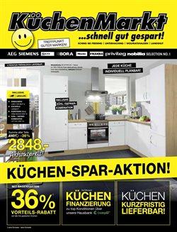 KüchenMarkt Katalog ( 9 Tage übrig )