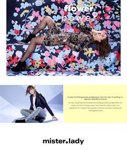 Angebote von Kleidung, Schuhe und Accessoires im Mister Lady Prospekt in Frankfurt am Main ( Läuft morgen ab )