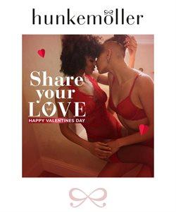 Hunkemöller Katalog ( Abgelaufen )