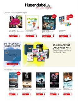 Angebote von Bücher und Schreibwaren im Hugendubel Prospekt in Frankfurt am Main ( 9 Tage übrig )