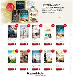 Angebote von Bücher und Schreibwaren im Hugendubel Prospekt in Hamburg ( Läuft heute ab )