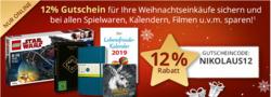 Angebote von Bücher und Schreibwaren im Hugendubel Prospekt in Lünen