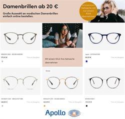Angebote von Optiker und Hörzentren im Apollo Optik Prospekt in Kaiserslautern ( Gestern veröffentlicht )