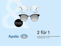 Apollo Optik Katalog ( 3 Tage übrig )