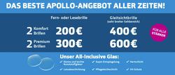 Apollo Optik Coupon in Bochum ( Läuft heute ab )