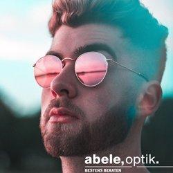 Angebote von Optiker und Hörzentren im Abele Optik Prospekt ( 13 Tage übrig)