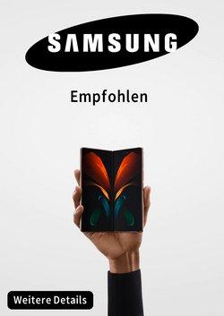 Angebote von Samsung im Samsung Prospekt ( Neu)