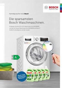 Angebote von Elektromärkte im Bosch Prospekt ( 15 Tage übrig)