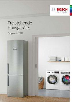 Angebote von Elektromärkte im Bosch Prospekt ( Mehr als 30 Tage)