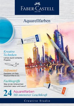 FABER-CASTELL Katalog ( Abgelaufen )