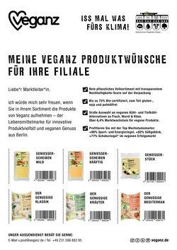 Angebote von Veganz im Veganz Prospekt ( 7 Tage übrig)