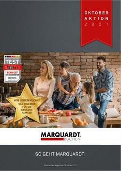 Angebote von Marquardt Küchen im Marquardt Küchen Prospekt ( 3 Tage übrig)