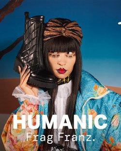 Angebote von Humanic im Humanic Prospekt ( Mehr als 30 Tage)