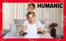 Angebote von Humanic im Humanic Prospekt ( Gestern veröffentlicht)