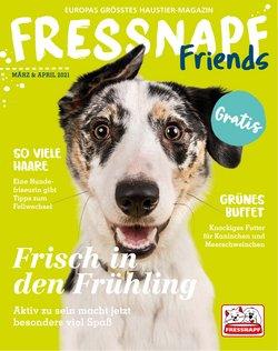 Fressnapf Katalog ( 8 Tage übrig )