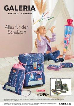 Galeria Karstadt Kaufhof Katalog ( Mehr als 30 Tage)