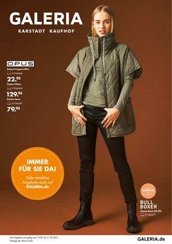 Angebote von Kaufhäuser im Galeria Karstadt Kaufhof Prospekt ( 4 Tage übrig)