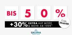 Galeria Karstadt Kaufhof Gutschein ( Gestern veröffentlicht )