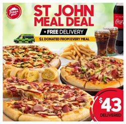 Pizza Hut Katalog ( Läuft morgen ab )