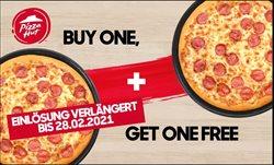 Pizza Hut Katalog ( 2 Tage übrig )