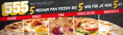 Angebote von Restaurants im Pizza Hut Prospekt in Berlin
