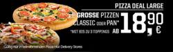 Angebote von Restaurants im Pizza Hut Prospekt in Gladbeck