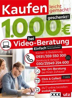Angebote von Möbelhäuser im XXXLutz Prospekt in Frankfurt am Main ( 2 Tage übrig )
