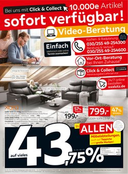 XXXLutz Katalog ( 9 Tage übrig )