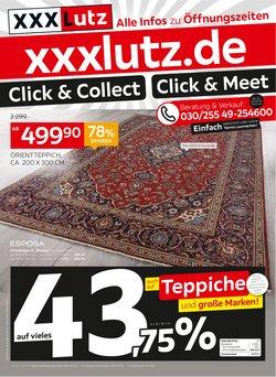 XXXLutz Katalog ( 13 Tage übrig )